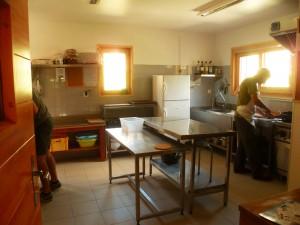 Bernard cuisine au Refuge de La Balme en Tarentaise